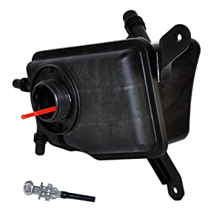 BMW Radiator Coolant Reservoir Expansion Tank / Sensor Hamman OEM Quality 17137542986 by HAMMAN