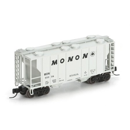 Athearn N Rtr Ps-2 2600 Covered Hopper Monon 1 Ath12058