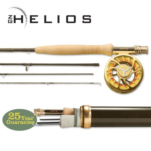 Helios 5-weight 9' Fly Rod—mid Flex