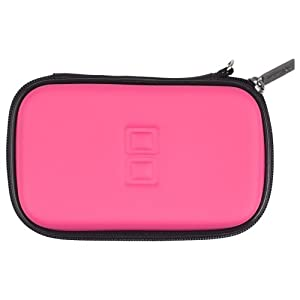Official Nintendo Zip Case for Nintendo DSi and DS Lite - Pink