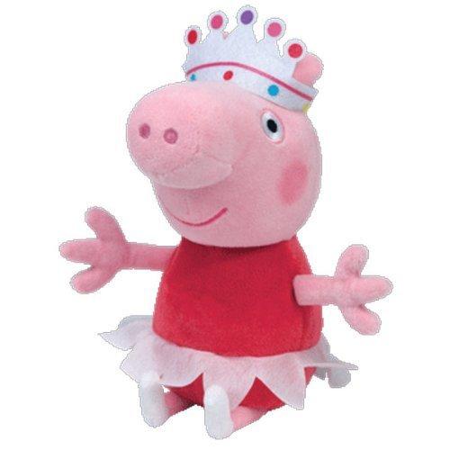 Peppa Pig Bailarina - Peluche de 16 cm