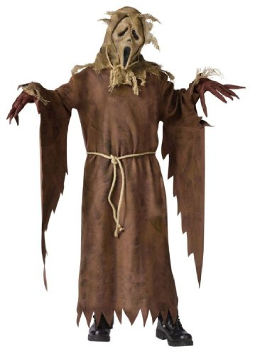 Funworld Boys Ghost Face Scarecrow Child Costume