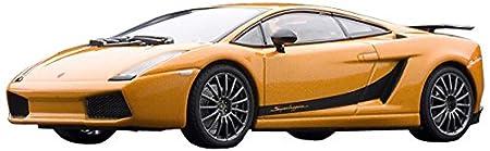 Autoart - 54611 - Véhicule Miniature - Modèle À L'échelle - Lamborghini Gallardo Superleggera - Orange - Echelle 1/43