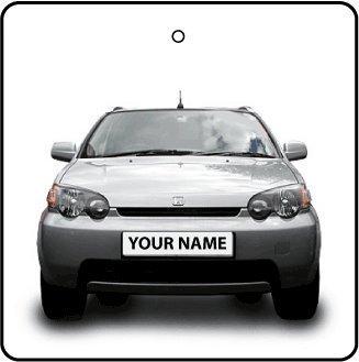 """""""Dein Name"""" HONDA HRV Auto Lufterfrischer / Duftanhänger"""