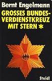 img - for Grosses Bundesverdienstkreuz mit Stern (German Edition) book / textbook / text book