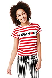 Limited Short Sleeve New York T-Shirt