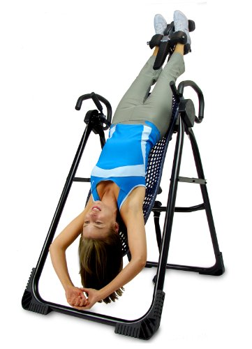 elite fitness inversion table manual