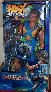 Buy Low Price Mattel Max Steel Mountain Attack Figure (B005630EOI)