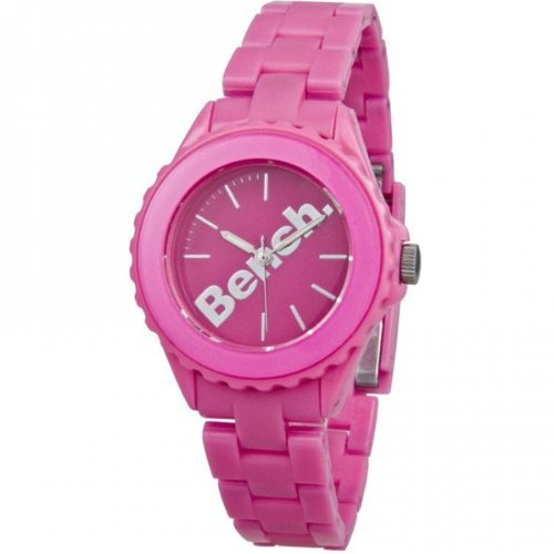 Bench Pink Dial and Pink Bracelet Ladies Watch - BC0355PK