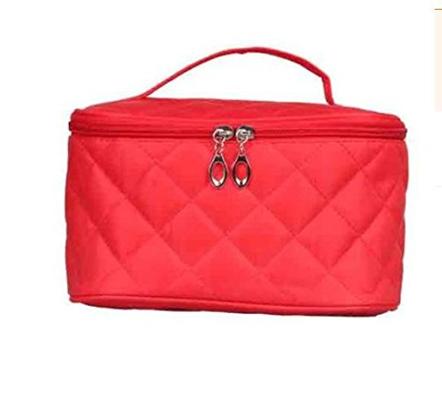 JY$ZB Sacchetto di femminile Bao Ling trousse Piazza borsa Candy Color , big red