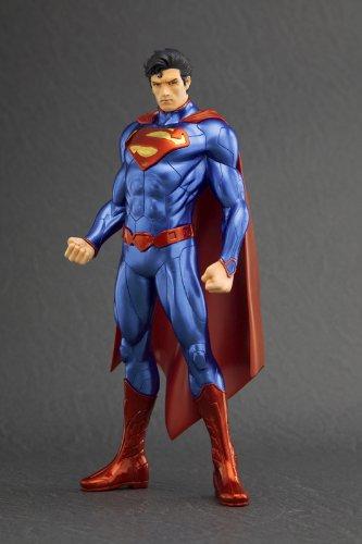 ジャスティス・リーグ ARTFX+ スーパーマン NEW52版 (1/10スケール PVC塗装済み完成品)