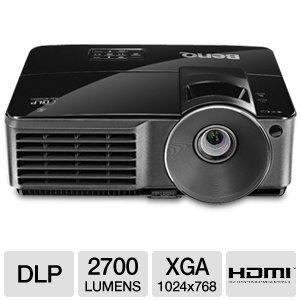 BenQ MX514 2700 lumen SmartEco XGA DLP Projector