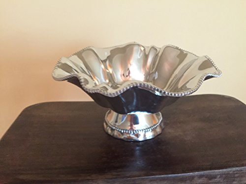 Beatriz Ball Pedestal Pearl Denisse Bowl (Md) (Beatriz Ball Pedestal compare prices)