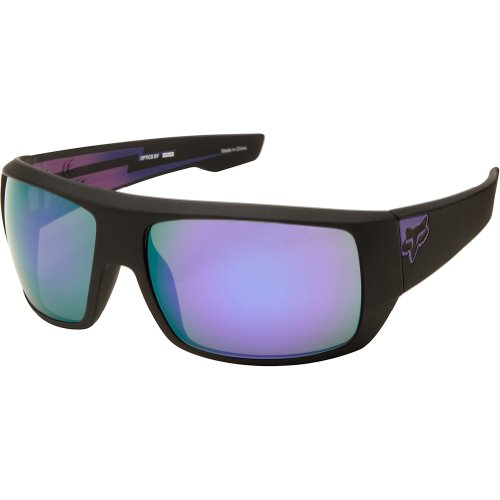 Fox Racing The Redeem '13 Adult Proverb Collection Outdoor Sunglasses - Matte Black/Violet Spark / One Size Fits All