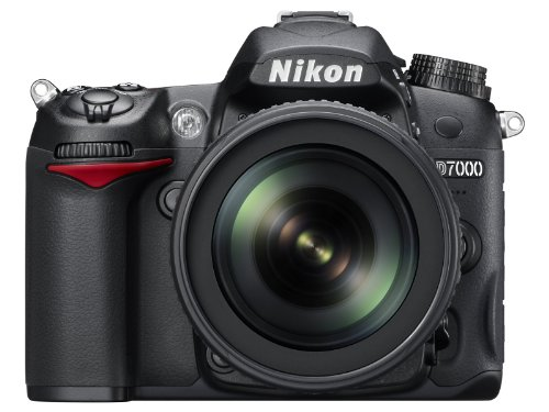 Nikon D7000 16.2MP DX-Format CMOS Digital SLR with 18-105mm f/3.5-5.6 AF-S DX VR ED Nikkor Lens