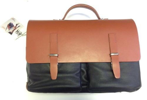 Floto Luggage Positano Grande Carry All Vecchio Brown Medium
