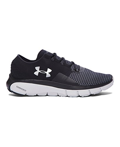 Under Armour Men's UA SpeedForm Fortis 2 Running Shoes 9 Black