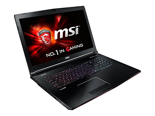 "MSI GE72 Apache Pro-003 17.3"" GAMING LAPTOP NOTEBOOK i7-6700HQ NVIDIA Geforce GTX960M 16GB 1TB WINDOWS 10"