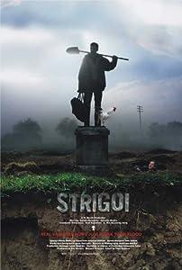 Strigoi Movie Poster (11 x 17 Inches - 28cm x 44cm) (2009) UK Style A -(Constantin Barbulescu)(Camelia Maxim)(Catalin Paraschiv)(Dan Popa)(Rudi Rosenfeld)