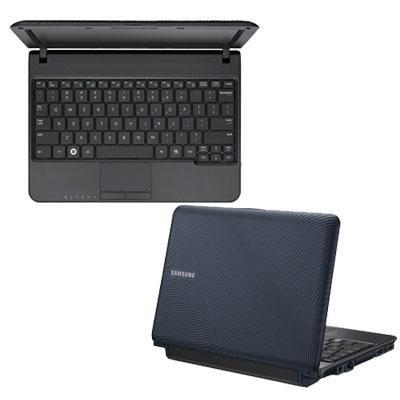 Samsung NB30 Series NB30-11B 10.1-Inch Netbook (Matte Blue)