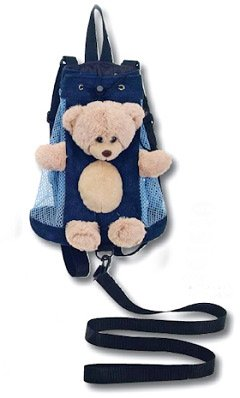 Bear Backpack Harness 12