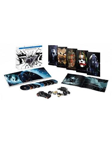 Il cavaliere oscuro - Trilogia(ultimate collector's edition) [Blu-ray] [IT Import]