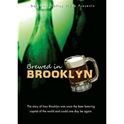 Brewed in Brooklyn