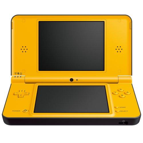 Nintendo DSi XL Console Yellow
