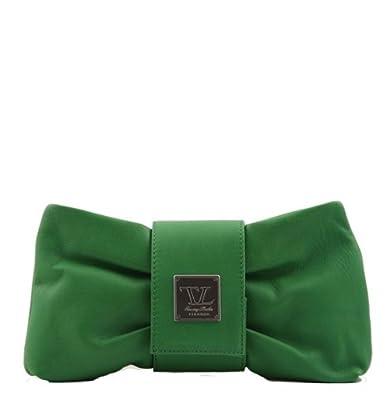 Tuscany Leather Priscilla - Italian Leather Handbag Green