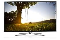 Samsung UE40F6470 101 cm (40 Zoll) 3D-LED-Backlight-Fernseher, EEK A (Full HD, 200Hz CMR, DVB-T/C/S2, CI+, WLAN, Smart TV, HbbTV, Sprachsteuerung) schwarz
