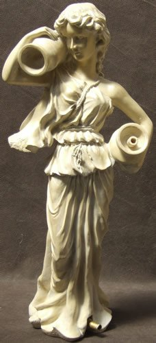 Ubbink Water Carrier Lady Decorative Garden Poolside