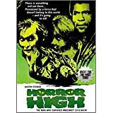 Horror High: 35th Anniversary Edition [DVD] [1974] [Region 1] [US Import] [NTSC]by Pat Cardi