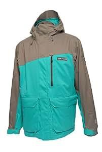 Rip Curl The Paradigm Men's Snow Jacket - Gray, Large
