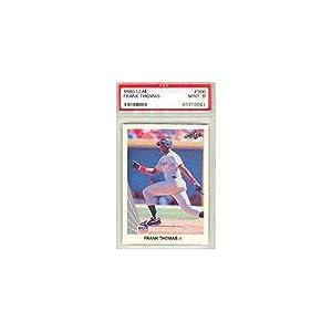 1990 Frank Thomas Leaf Baseball MLB Rookie Cards - Professionally Graded a PSA 9 (Chicago White Sox and Toronto Blue Jays)