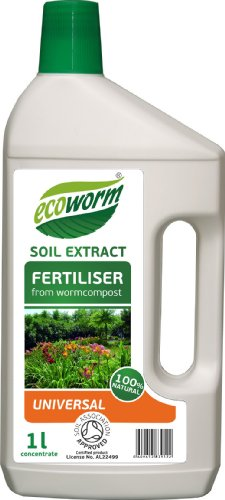 Ecoworm 1L Soil Extract Universal