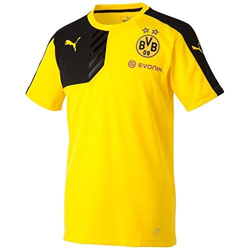 (プーマ)PUMA BVB ショートスリーブトレーニングTシャツ