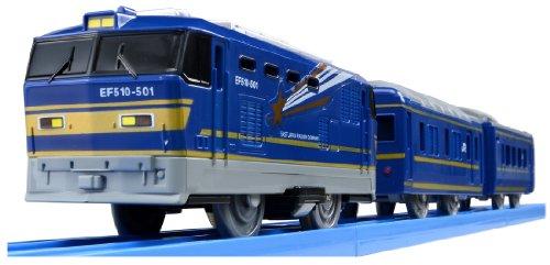 プラレール ぼくもだいすき! たのしい列車シリーズ EF510北斗星