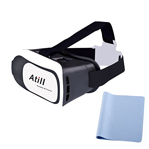 Atill-3D-VR-Virtual-Reality-Headset-3D-Glasses-For-3D-Movies-and-GamesFocal-and-Pupil-Distance-Adjustable-Headset-for-iPhone-Samsung-Moto-LG-Nexus-HTC-BlackWhite