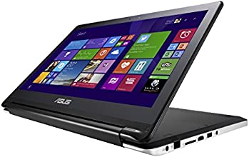 "Asus - Flip 2-in-1 15.6"" Touch-Screen Laptop - Intel Core i3 - 6GB Memory - 500GB Hard Drive - Aluminum"