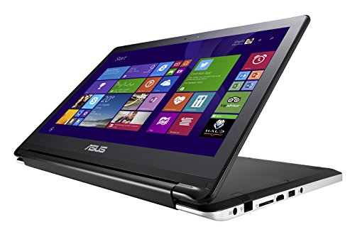 ASUS Flick 15.6-Inch 2 in 1 Convertible Touchscreen Laptop (Gist i7, 1TB HDD, 8GB RAM)