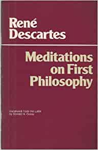 meditations on first philosophy thesis Get started directions: you'll be explaining ideas, but you can also criticize an idea or try to argue that it is true use link provided for paper brief summary.