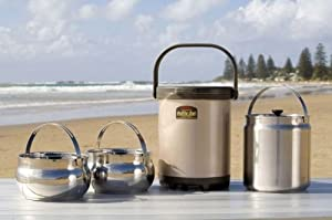Thermos Thermal Cooker RPC-6000 2x3L & 6L Stainless Steel Pots