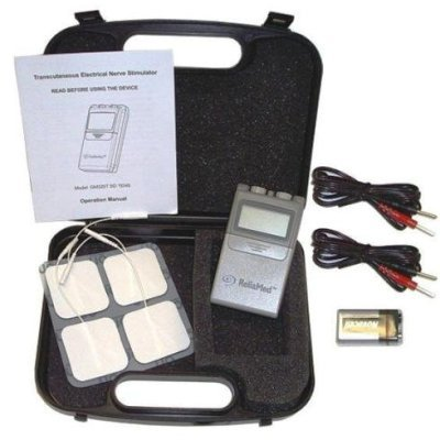 Buy ReliaMed 350 TENS Unit – 3 Mode – Five Year Warranty – Satisfaction Guaranteed