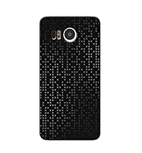 LED CUBES GLOWING BACK COVER FOR GOOGLE NEXUS 5X