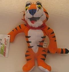 Kellogg's Tony the Tiger Bean Bag Plush
