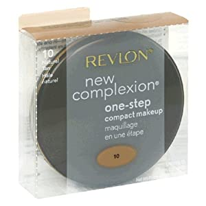 Revlon New Complexion One Step Compact Makeup: Natural Tan #10