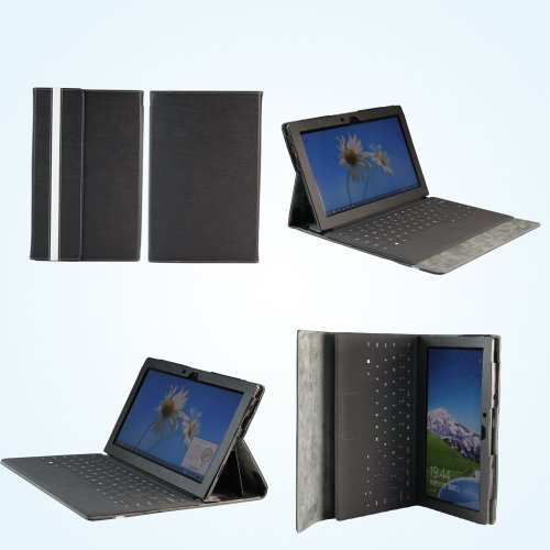 Exact (TM) PU Leather 2in1 Keyboard Portfolio