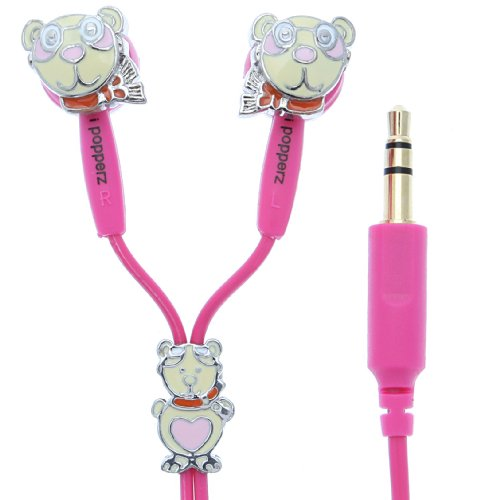 Ipopperz Ip Bdz 1004 Air Bear Ear Bud