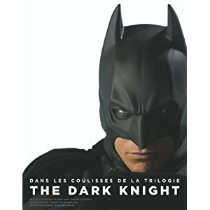 artbook batman trilogie nolan dark knight