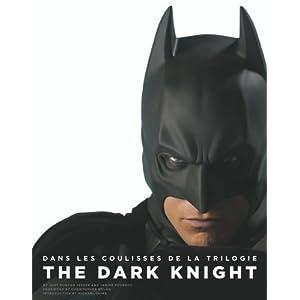 artbook batman trilogie nolan dark knight